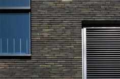 Vande Moortel Facing brick Nature Black Grey