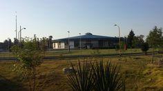 Polideportivo Ignacio Manuel Altamirano de la BUAP, Puebla, México.