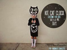 Llevo el invierno: Kit Cat Clock.