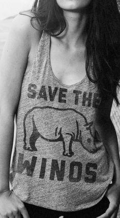 save the winos tank