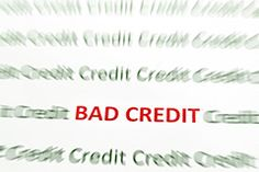 Life after a bad credit score