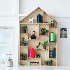 Shelf Collectors House home