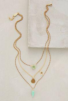 Tesoro Layered Necklace - $68