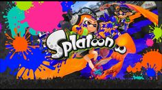 The pre-orders contained the base game 'Splatoon' for the Wii U and the Splatoon & Inkling amiibos. Description from celtsclan.co.uk. I searched for this on bing.com/images