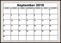 Here you will get September 2018 Calendar PDF, Blank Calendar for your personal & office use at free of cost from our website. 2018 Printable Calendar, Excel Calendar, Weekly Calendar, September Calendar 2018, Calendar Wallpaper, School Calendar, Printables, Printable Templates, South Africa