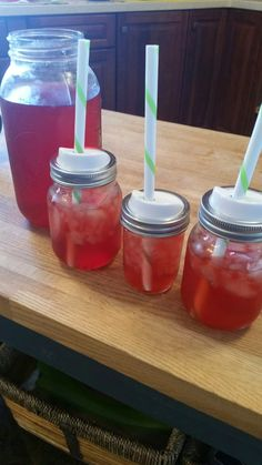Searching for Hidden Treasure: Hawaiian Punch Good Girl Moonshine (How I got my kids to stop drinking pop)