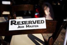 Chic Star Wars Themed Wedding Ideas | Bridal Musings Wedding Blog 10