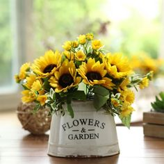 Best 25 Sunflower Arrangements Ideas On Pinterest
