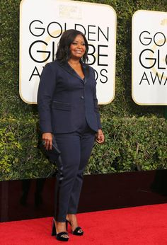 """Octavia Spencer, nominee for best performance by an actress in a supporting role in any motion picture for her role in """"Hidden Figures."""""""