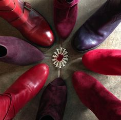 Boots Galore at Ampersand Boutique!