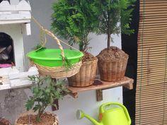 Birdbath for garden
