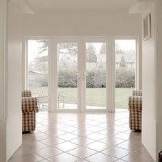 French doors are a popular alternative to sliding patio doors and provide a stylish way of opening up your home or conservatory to the garden Description from I searched for this on Upvc French Doors, French Windows, French Doors Patio, Sliding Patio Doors, Folding Doors, Entrance Doors, Double French Doors, Internal Glazed Doors, Door Design