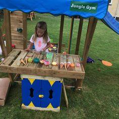Jungle Gym around the world 🌍  - the Mini Market Module #girls #dream #playtime #inspiration