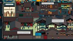 """A Little Bit of Beijing · Dashilar"" por Li Han y Hu Yan."