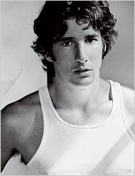 Richard Gere.  Photo by Herb Ritts.  Ritts took a quite a lot of photos of Gere in his early days.