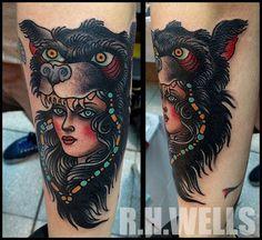 black dog traditional tattoo - Google Search   tatuajes   Spanish tatuajes   tatuajes para mujeres   tatuajes para hombres    diseños de tatuajes http://amzn.to/28PQlav
