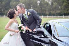 Wedding: Murray & Kumika