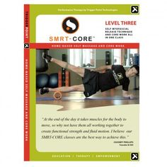 SMRT-CORE Level 3 DVD $19.99