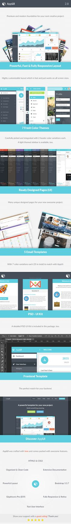 Conquer - Responsive Admin Dashboard Template | Dashboard template ...