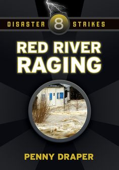 Red River Raging by Penny Draper.  13-year-old Finn Armstrong, exiled to his grandmother's farm in southern Manitoba, winds up fighting the Red River flood of 1997 – the biggest flood in over 170 years.