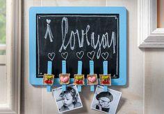 80 best diy teacher appreciation gifts images on pinterest amazing a cute diy chalkboard gift for the organized teacher modmelter plaidcrafts solutioingenieria Choice Image