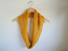Ravelry: Granny Block Cowl pattern by Casey Downing C$3.50 CAD about $2.62