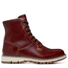 Britton Hill Waterproof Plain Toe Boot Homme | Timberland
