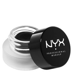 Buy NYX Professional Makeup Epic Black Mousse Liner , luxury skincare, hair care, makeup and beauty products at Lookfantastic.com with Free Delivery.