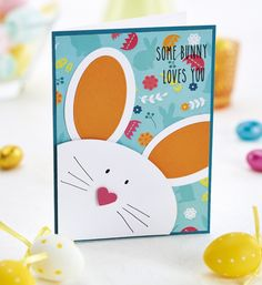 Photo source  PaperCrafter magazine    A sneak peek at one of the 5 projects I made with the free Easter printable papers  from PaperCra...