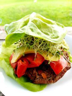#hamburguesa #fitness