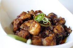 Spicy Vietnamese Lemongrass Chicken (Ga Kho Xa Ot)