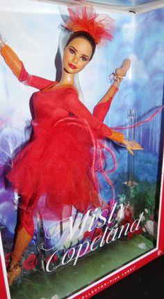 Misty Copeland Barbie