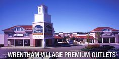 Wrentham Village Premium Outlets #PremiumOutlets #WrenthamVillagePremiumOutlets
