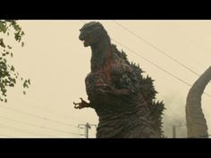 official trailer for Hideaki Anno's GODZILLA: Resergence - https://www.youtube.com/watch?v=3WkxVHyzivg