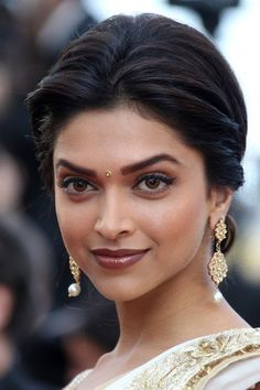 Deepika Padukone (born 5 January 1986) is an Indian actress and a former model. She appears mostly in Hindi as well as Tamil and Kannada language films. Born to Badminton player Prakash Padukone, she chose to become an actress and not pursue a career in sports.