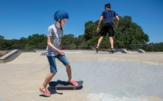 An innovative new therapy, skateboarding is helping children with developmental disabilities build strength, balance and coordination while also overcoming social anxieties.