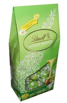 Lindt Lindor Truffles Springtime Easter Chocolate Gift Present Assortment 21.2 Ounce Box