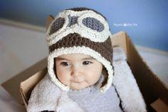 Bonnet Enfant Crochet, Modèles De Crochet, Tricot Et Crochet, Aviateurs,  Mitaines, d2ac1869037