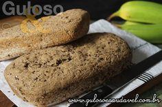 Receita de Pão Integral de Biomassa com Linhaça