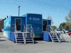 What is a Double Expandable Trailer? If you are new to the Experiential Marketing industry, you might ask, what exactly is a double expandable? What can it do and how will it help me?