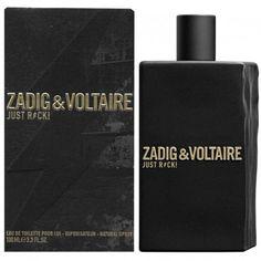 Nuevo #perfume para hombre Zadig & Voltaire Just Rock! Pour Lui de #ZadigVoltaire  https://perfumesana.com/just-rock-pour-lui/2788-zadig-voltaire-just-rock-pour-lui-edt-100-ml-spray-3423473050056.html