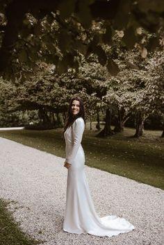 Destination wedding minimalista e chic numa villa italiana na região veneta – Manuela