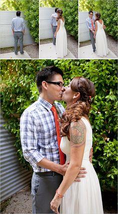 casual wedding ideas - groomsmen