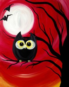 Paint Nite Boston | New England Seafood Restaurant 10/28/2015