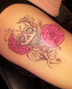 Day of the Dead Tattoos #tattoos #killerink #coverup #blackandgrey #sleeve #unique #art #amazingink #tattooartist #tattooist #tattooer #artistattoos #bright_and_bold #uk #blacktattooart #ink #tattooflash #tattooed #tattoo #blackink #artist #personaltattoos #tattoosleeve #tattooportrait  #superb_tattoo