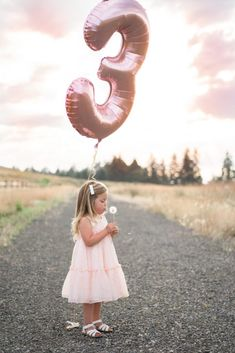 Our Sweet Madison Jean is Three – Celebrating Our Birthday Girl – – girl photoshoot poses Third Birthday Girl, 3 Year Old Birthday Party, Birthday Morning, Golden Birthday, Toddler Birthday Pictures, 2nd Birthday Photos, Toddler Pictures, Kids Birthday Photography, Little Girl Photography