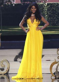 Inspire-se nos vestidos usados pelas candidatas à Miss Universo 2015 - Revista Todateen