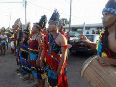 Native day 2017 Suriname(South America)