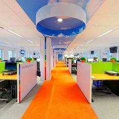 Unk project moscow office of walt disney company office interiors - Walt disney office locations ...
