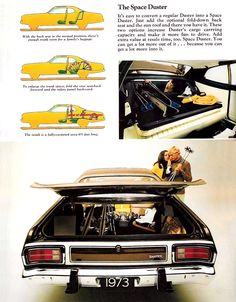1973? Plymouth Duster